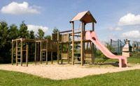 Spielplatz in Eckardts
